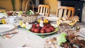 Πασχαλινό τραπέζι για 1.000 απόρους και αστέγους στο κλειστό γυμναστήριο του Ρουφ