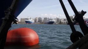 Δεμένα αύριο τα πλοία στα λιμάνια