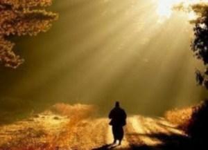 Αν νοιώσεις μέσα στις φλέβες σου το Θεό, τότε ηρέμησες