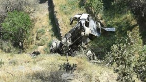 Τραγωδία στην Τήνο: Δύο νεκροί από πτώση απορριμματοφόρου σε γκρεμό 100 μέτρων