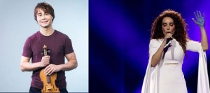 Βίντεο: Ο Alexander Rybak στηρίζει τη Γιάννα Τερζή και το «Όνειρό μου» με τον πιο όμορφο τρόπο!
