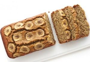 Cake μπανάνας χωρίς αλεύρι – Με 5 υλικά σε 5 λεπτά