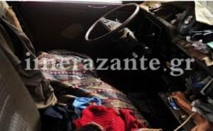 Ζάκυνθος: Ανατριχιάζουν τα νέα στοιχεία της δολοφονίας του συνταξιούχου ταχυδρόμου – Τον δολοφόνησε ο γιος του