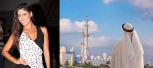 Η Θωμαή Απέργη έκλεψε την καρδιά του Σείχη του Μπαχρέιν!