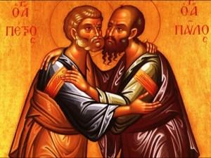Άγιοι Απόστολοι Πέτρος και Παύλος: Ο ύμνος της αγάπης – Προς Κορινθίους Α' Επιστολής του Αποστόλου Παύλου
