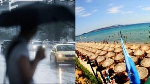 Μίνι καύσωνας μέχρι την Πέμπτη και το Σαββατοκύριακο… ισχυρές καταιγίδες