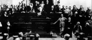 Όταν ο Θ. Δ. Πάγκαλος έβγαλε περίστροφο μέσα στη Βουλή