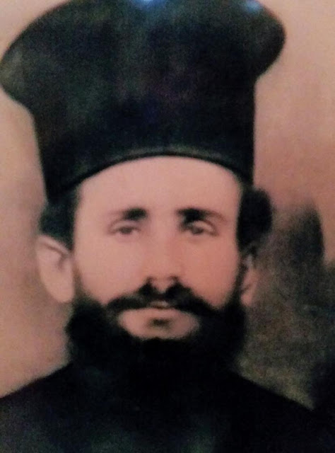 Read more about the article Ο άγνωστος ήρωας ιερέας του Διστόμου και η εκτέλεσή του