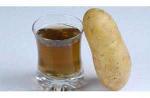 Χυμός πατάτας για το γαστρεντερικό, τις κράμπες κ.α.