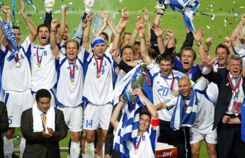 Read more about the article Euro 2004: Σαν σήμερα το θαύμα της Ελλάδας στην Πορτογαλία – Δείτε το βίντεο