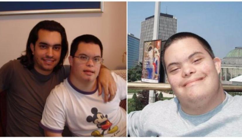 Read more about the article Απίστευτη δύναμη ψυχής: 22χρονος Έλληνας με σύνδρομο Down έγραψε βιβλίο, ξέρει 4 γλώσσες και θέλει να γίνει επιστήμονας