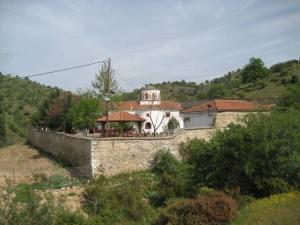 Το μικρό μοναστήρι της Παναγίτσας