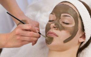 Μάσκα προσώπου με καφέ, για ευαίσθητο δέρμα