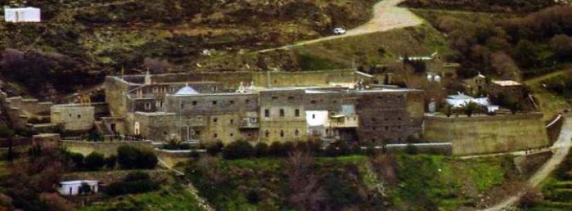 Ιερά Μονή Αγίου Νικολάου Άνδρου (εικόνες)