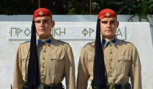 Η ιστορία των δίδυμων αδερφών Ευζώνων που έκαναν το όνειρό τους πραγματικότητα και νιώθουν μεγάλη τιμή και περηφάνεια!