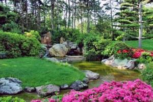 «Θεραπευτικοί κήποι»