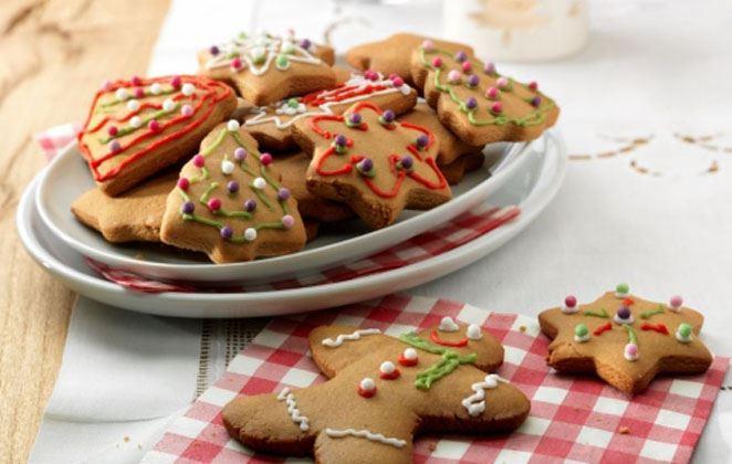 Τα πιο νόστιμα χριστουγεννιάτικα μπισκότα