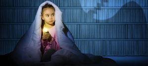 Τρεις συνηθισμένοι παιδικοί φόβοι