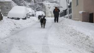Έκτακτο δελτίο EMY: Χιόνια και στην Αττική σε λίγες ώρες – Πού θα «χτυπήσουν» τα έντονα φαινόμενα