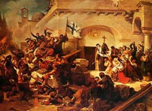 9 Νοεμβρίου 1866: Ο πυρπολητής Γιαμπουδάκης και το ολοκαύτωμα της Μονής Αρκαδίου