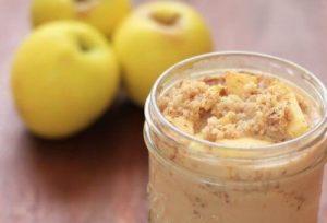Τα οφέλη της κατανάλωσης κινόα, μήλου και κανέλας για πρωινό