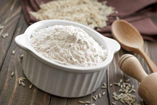 Κρέμα με αλεύρι ρυζιού για τις ατέλειες του δέρματος