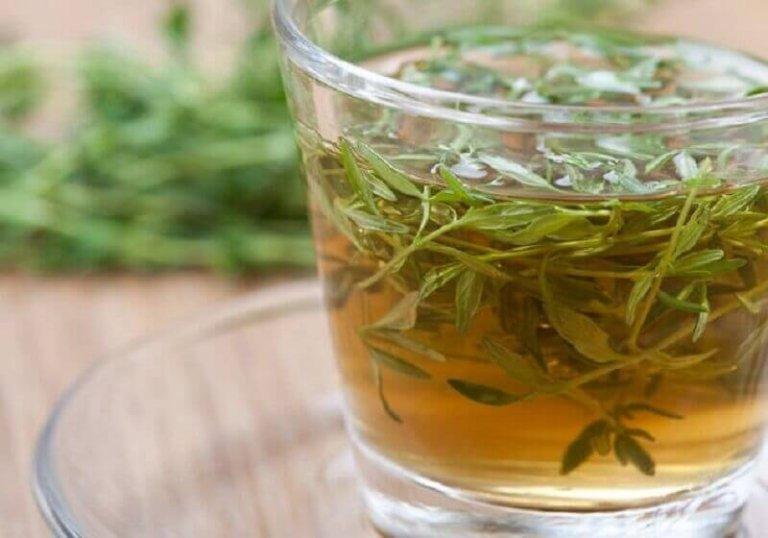 Read more about the article Ρόφημα θυμαριού, ένα από τα καλύτερα φαρμακευτικά ροφήματα