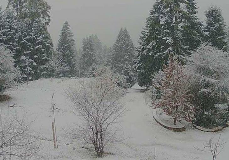 Κακοκαιρία: Χιόνια, χαλάζι και βροχές φέρνει η «Πηνελόπη»