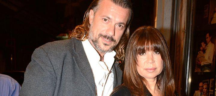 Η Χριστίνα Μαραγκόζη χώρισε μετά από 22 χρόνια γάμου!