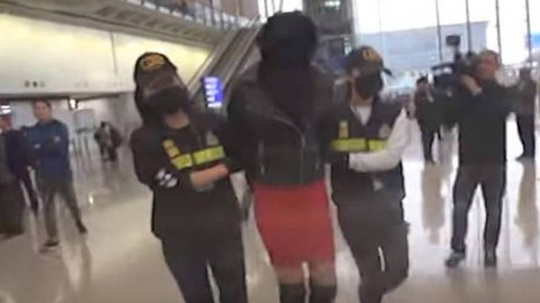 Read more about the article Νέος εφιάλτης για το μοντέλο που κρατείται στις φυλακές του Χονγκ Κονγκ