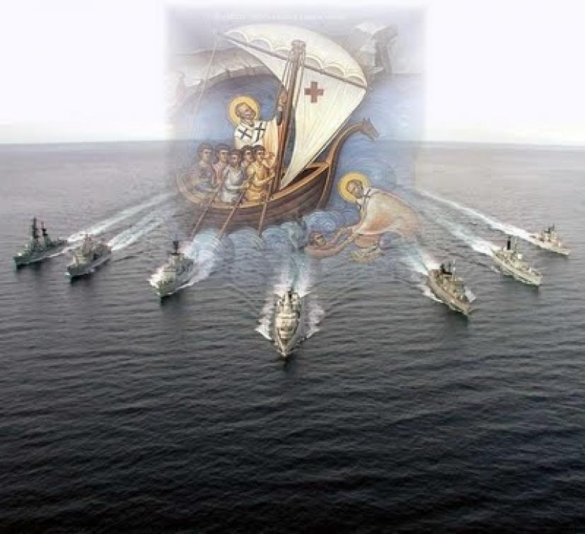 Read more about the article Άγιος Νικόλαος: Πώς έγινε προστάτης των ναυτικών
