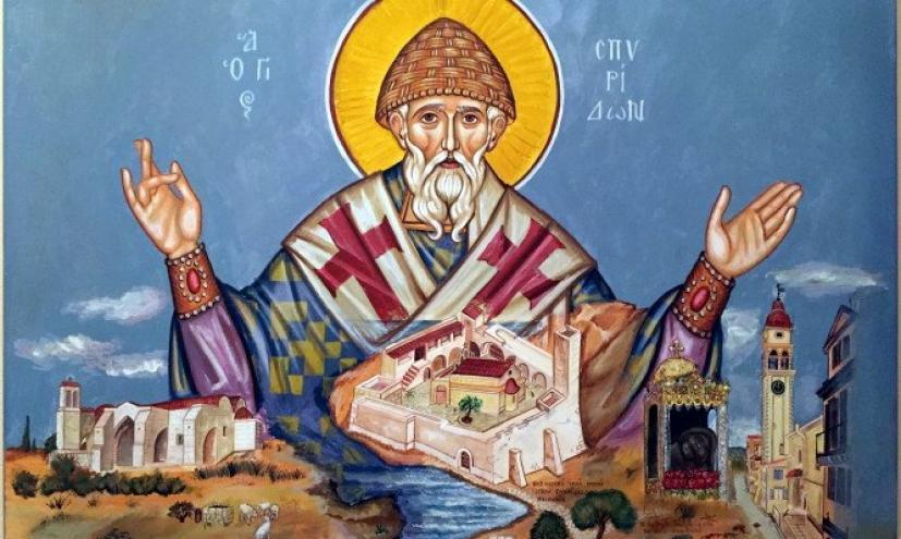 "Read more about the article Άγιος Παΐσιος: ""Κάντε υπομονή, ο Άγιος Σπυρίδων θα μας φέρει ψάρια"""