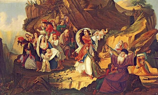 Σαν σήμερα το 1803 ο Χορός του Ζαλόγγου
