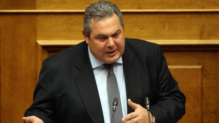 Καμμένος: «Το Συμβούλιο Ασφαλείας θα μπλοκάρει τη Συμφωνία των Πρεσπών»