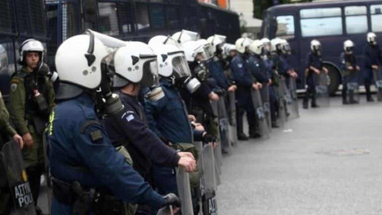 Δρακόντεια μέτρα ασφαλείας για το συλλαλητήριο της Πέμπτης – Το σχέδιο της ΕΛ.ΑΣ.