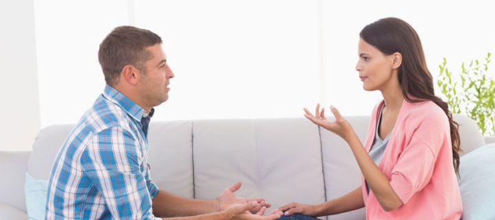 Πώς να διαχειριστείς έναν πιεστικό σύντροφο