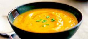 Read more about the article Κολοκυθόσουπα βελουτέ για αποτοξίνωση από τα γιορτινά γεύματα