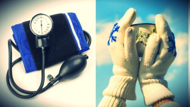 Πίεση αίματος: Προσοχή στον κρύο καιρό – Τι πρέπει να ξέρετε