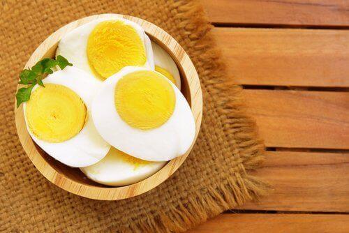 Αβγά για ένα πρωινό γεύμα με περισσότερη ενέργεια