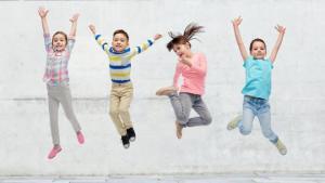 Πώς θα μεγαλώσετε ευτυχισμένα παιδιά