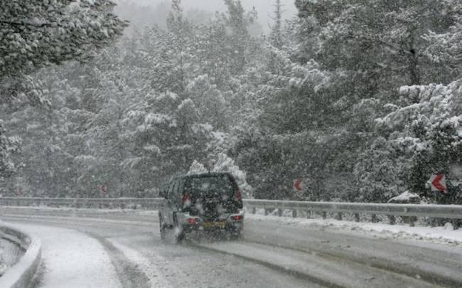 Read more about the article Καιρός: Έρχεται νέα ψυχρή «εισβολή» – Χιονοπτώσεις ακόμα και στην Αττική