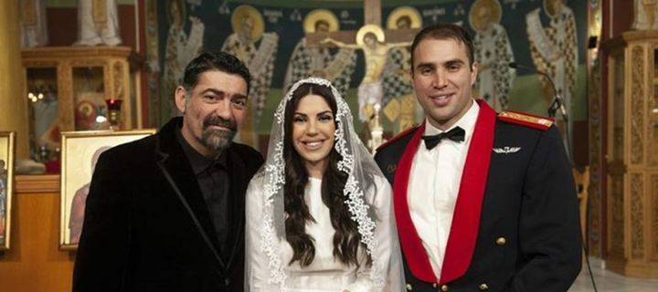 Ο Μιχάλης Ιατρόπουλος πάντρεψε την κόρη του!