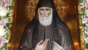 Άγιος Παΐσιος: «Σε έναν που εξομολογείται, και με το φτυάρι να του ρίχνουν τα μάγια, δεν πιάνουν»