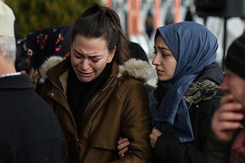 Read more about the article Δεν έχει τέλος η τραγωδία στην Κωνσταντινούπολη