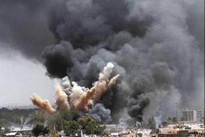Read more about the article ΕΚΤΑΚΤΟ: Οι ΗΠΑ βομβαρδίζουν και πάλι το Baghouz με βόμβες λευκού φωσφόρου. Πολλοί νεκροί κυρίως γυναικόπαιδα