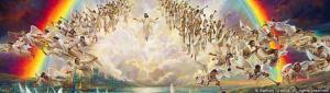 Read more about the article Τα τρία είδη ψυχών που θα μπουν στον Παράδεισο