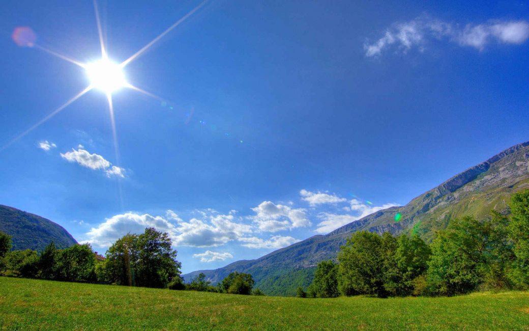 Read more about the article Καιρός: Ανοιξιάτικος τις επόμενες ημέρες με άνοδο της θερμοκρασίας