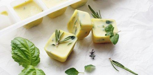 Οι ωφέλειες του κατεψυγμένου ελαιόλαδου με φρέσκα βότανα