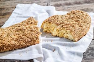 Λαγάνα: Με συνταγή Αργυρώς Μπαρμπαρίγου