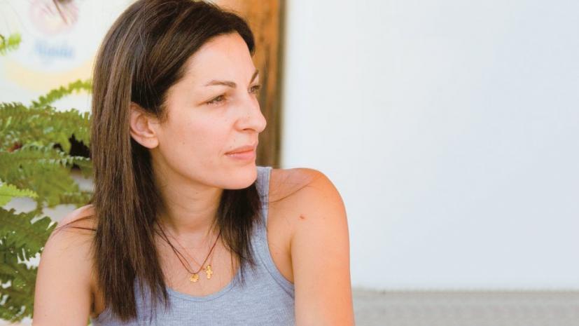 Read more about the article Μυρσίνη Λοΐζου: Παραιτήθηκε από υποψήφια ευρωβουλευτής του ΣΥΡΙΖΑ